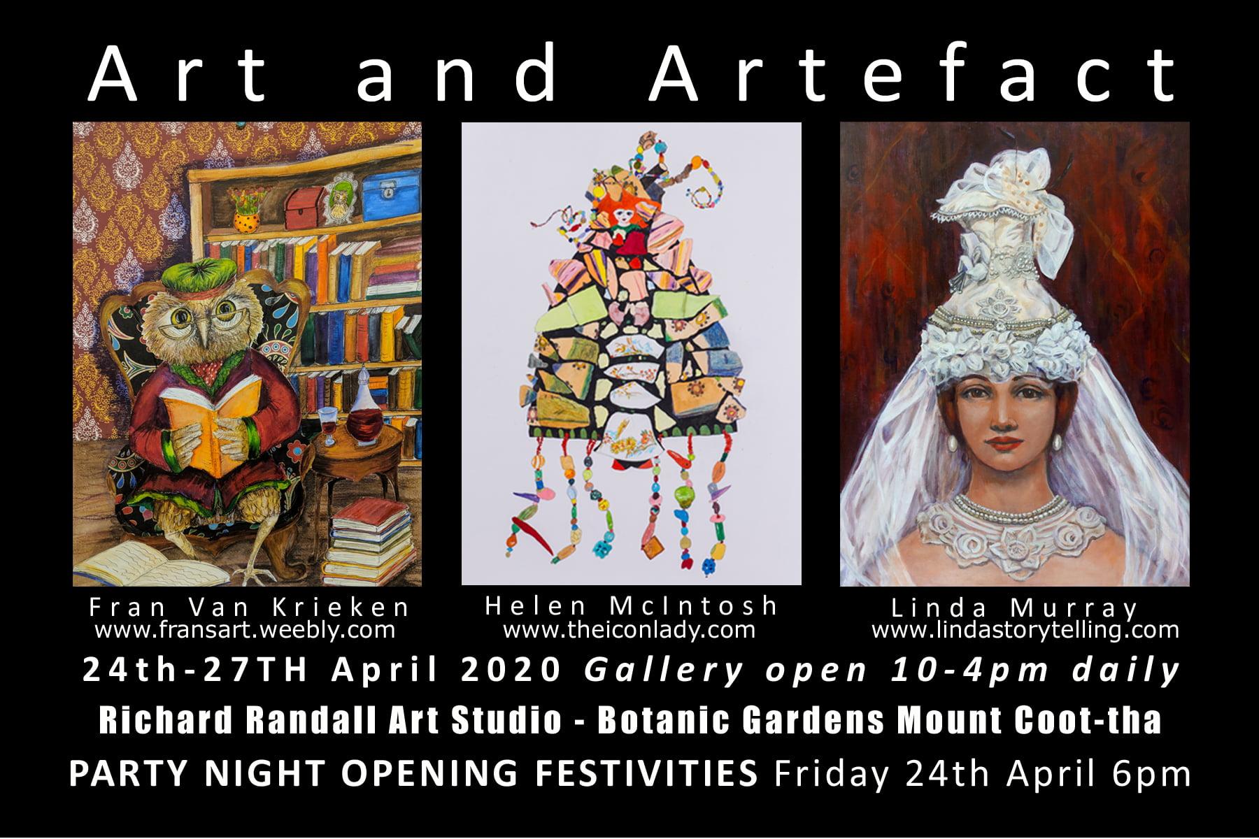 Brisbane Art exhibition